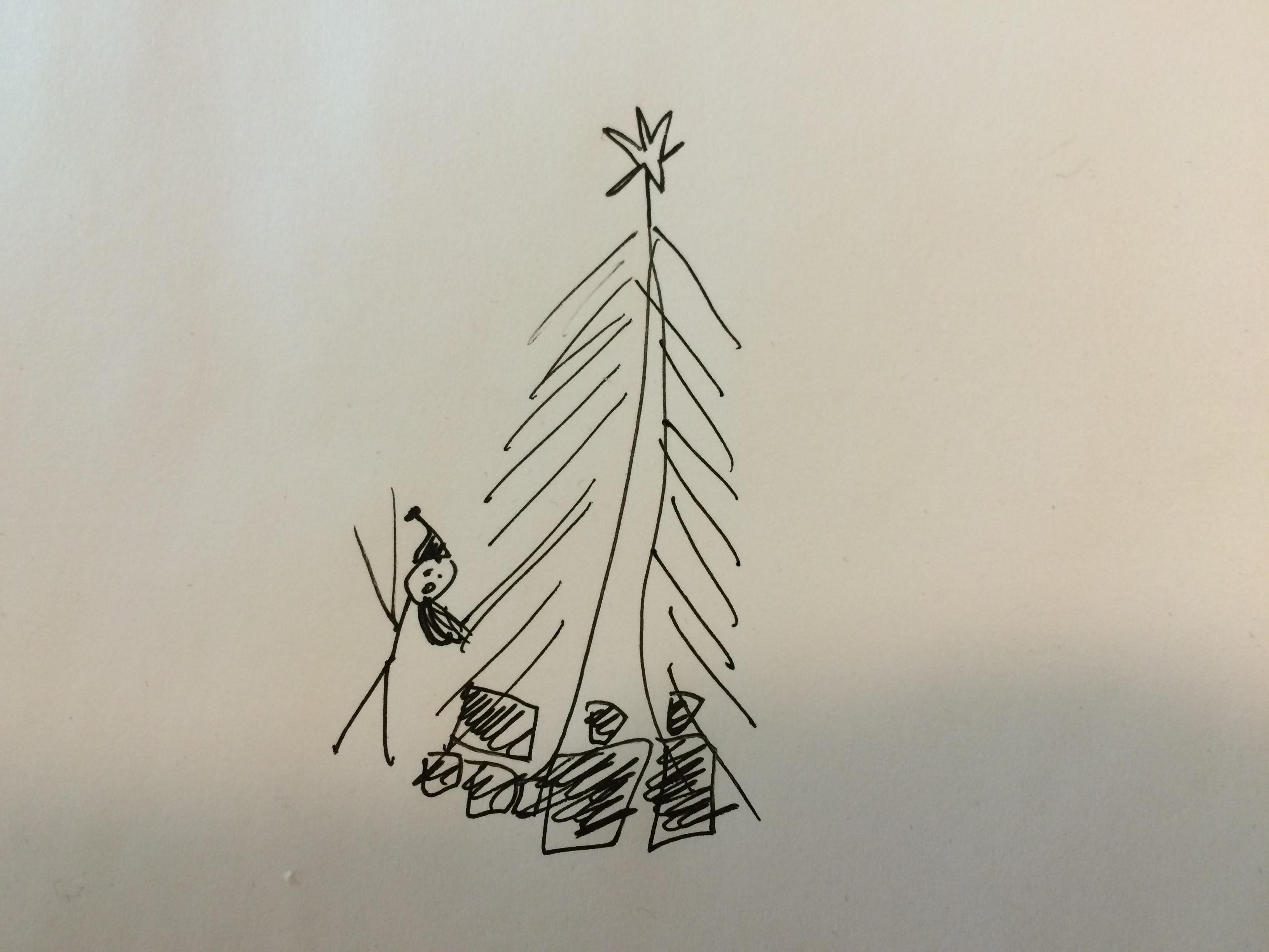 Juldikt – Julen är här